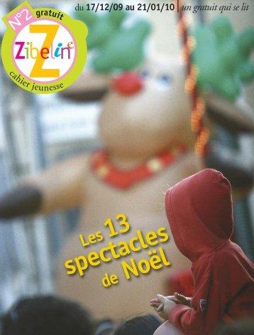 13 spectacles - Zibeline