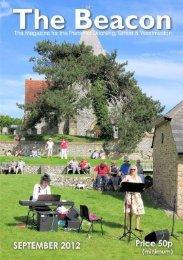 The Beacon September 2012 - Beacon Parish of Ditchling, Streat ...