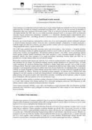 Zna ilnosti trsnih rumenic - Fitosanitarna uprava RS