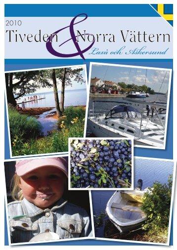 Broschyr Tiveden Norra Vättern 2010 (2).pdf - Askersunds kommun