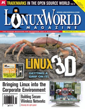 issue 11 - sys-con.com's archive of magazines - SYS-CON Media