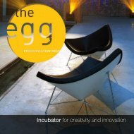 Incubator for creativity and innovation - VisitBrussels