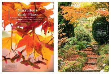 Marvellous Marle Place - James Alexander-Sinclair