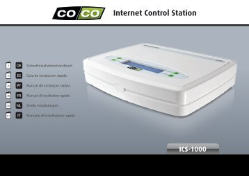 ICS-1000(iPhone/iPad) - Coco technology