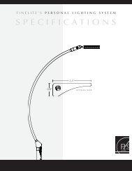 F I N E L I T E - Architectural Lighting Associates (ALA, Inc.)