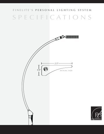 F I N E L I T E   Architectural Lighting Associates (ALA, Inc.)