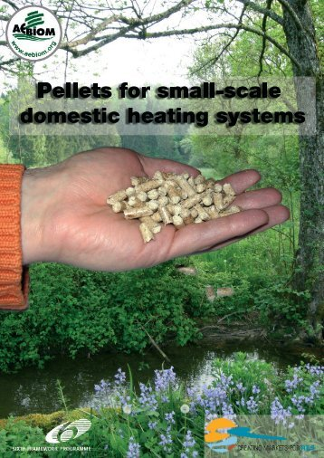 Pellets for small-scale domestic - Aebiom