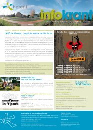 Infokrant april 2012 - Gemeente Herent