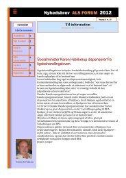 november 2012 - ALS Gruppen Vestjylland