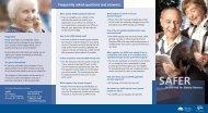 SAFER Program - SCI Information Database