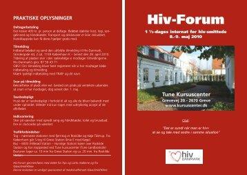 Invitation_hiv_forum2010_Layout 1.qxd - Hiv-Danmark