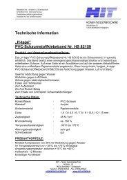 HS 82159 - HIT - Honer Industrietechnik