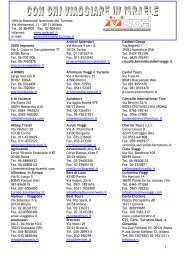 Operatori 2012 - Israele