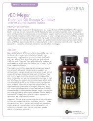 vEO Mega - dōTERRA - Essential Oils