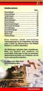 Pronar-Prospekt - EURO Jabelmann - Page 2