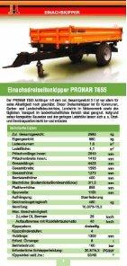 Pronar-Prospekt - EURO Jabelmann - Page 3