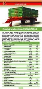Pronar-Prospekt - EURO Jabelmann - Page 7