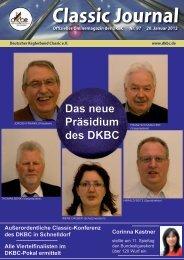 Classic-Journal 97 - DKBC