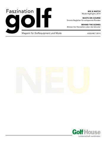 Faszination Golf, Ausgabe 02/2014
