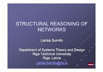 slides of her presentation