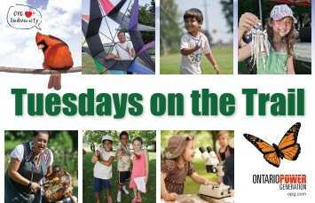 Tuesdays on the Trail