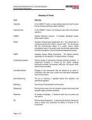 Glossary of Terms (PDF) - Ontario Power Generation