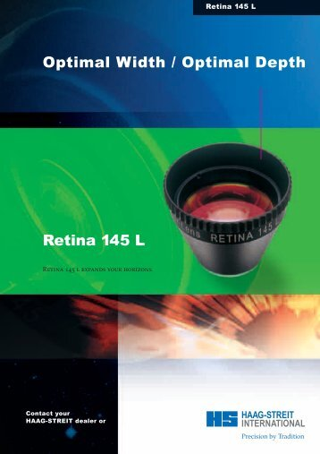 Flyer Retina 145L