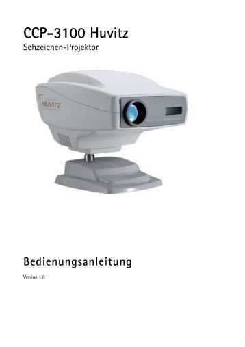 CCP3100 OP Manual deutsch