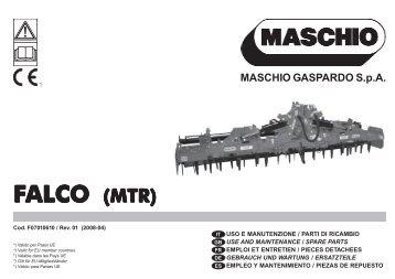 FALCO (MTR) - Opico