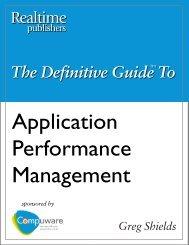 Application Performance Management - Computerworld