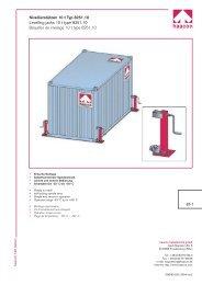 Nivellierstützen 10 t Typ 8251.10 Levelling jacks 10 t type ... - BPW