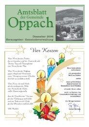 Dezember - Oppach