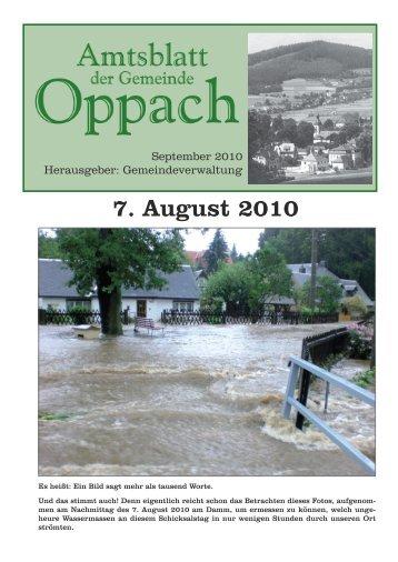 September - Oppach