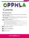Ver Revista - OPPHLA - Page 3