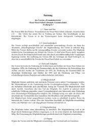 Die Satzung des Freundeskreises, PDF - Oscar-Paret-Schule ...