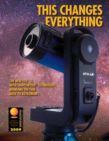 Meade ETX-LS Brochure
