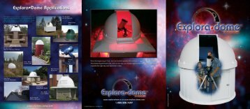 Download .PDF - Explora Dome by Polydome