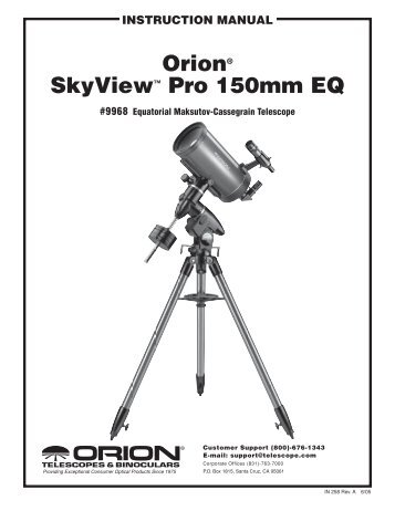 Orion SkyQuest XX14g GoTo Truss Tube Dobsonian Tel