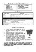 INSTRUCTION MANUAL - Celestron - Page 3