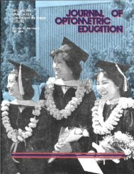 Fall 1994, Volume 10, Number 2 - Association of Schools and ...