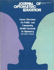 Future Directions For Public And Community ealth Curricula In ...