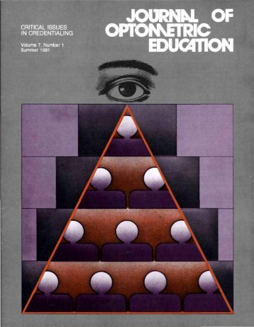 marco - Association of Schools and Colleges of Optometry