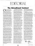 Winter 2000, Volume 25, Number 2 - Association of Schools and ... - Page 4