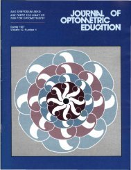Spring 1987, Volume 12, Number 4 - Association of Schools and ...