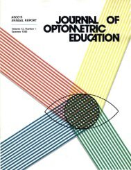 Summer 1986, Volume 12, Number 1 - Association of Schools and ...