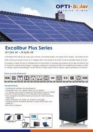 Télécharger le Catalogue - OPTI-Solar