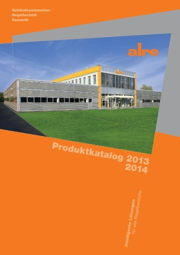 alre Katalog 2013/2014