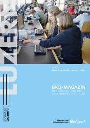 BKD-MAGAZIN 1/2014
