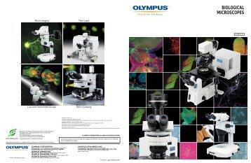 BIOLOGICAL MICROSCOPES - www.optik-foto-mueller.com