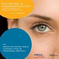 Serviceforbundet - Danmarks Optikerforening